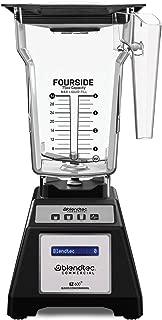 product image for Blendtec EZ 600 Blender - FourSide Jar (75 oz) - Professional-Grade Power - Self-Cleaning - 4 Pre-programmed Cycles - Black