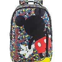 Mochila Mickey T1-9100 - Artigo Escolar Mickey Mouse, Multicolorido