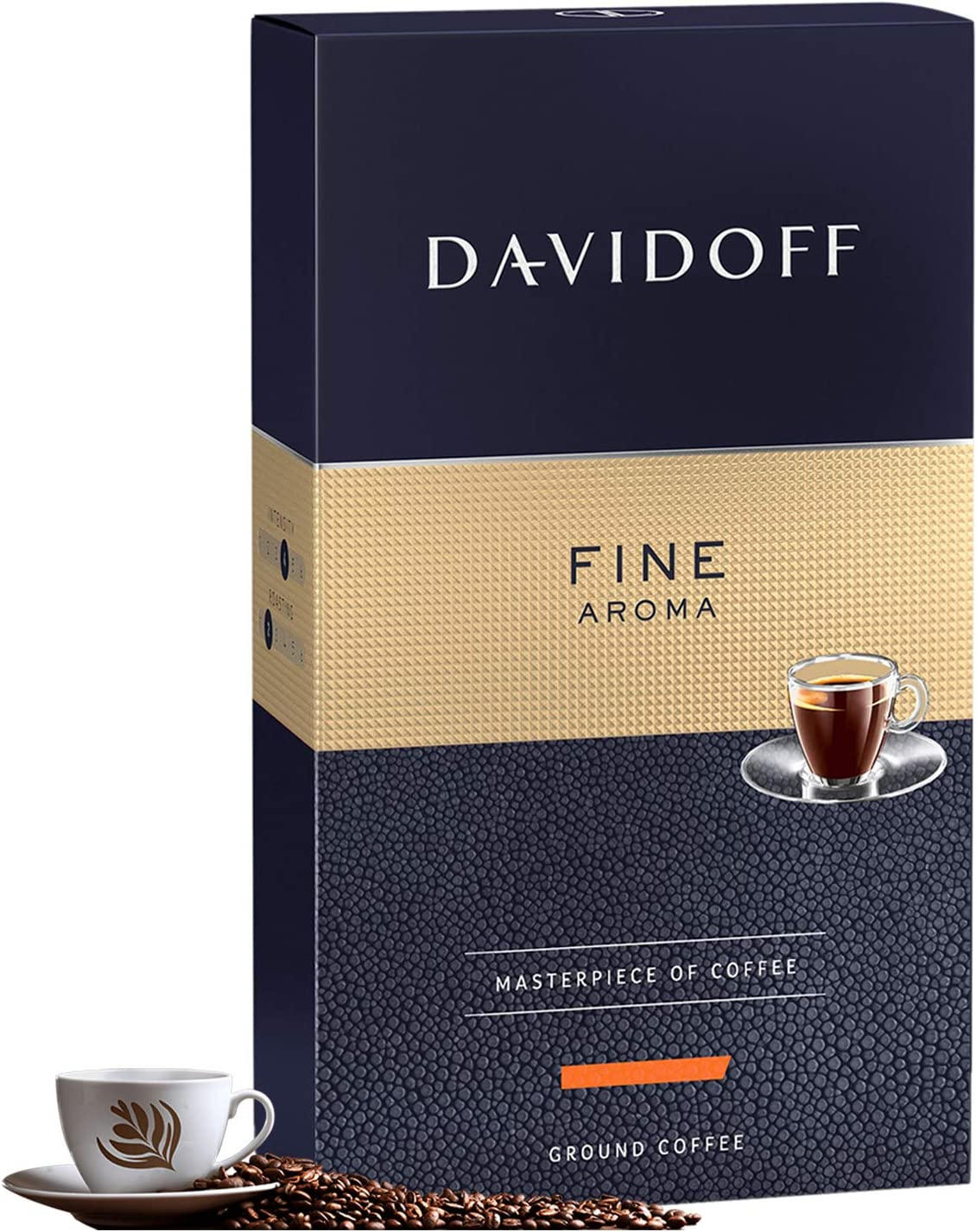سعر دافيدوف كافيه جراندي كوفي قهوة فاين اروما 250 G فى الامارات بواسطة امازون الامارات كان بكام