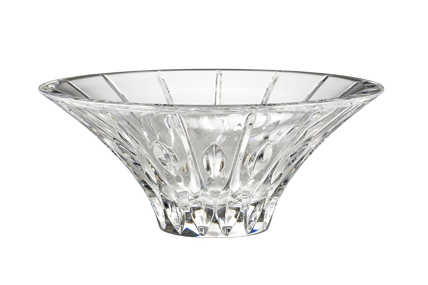 Amazon marquis by waterford sheridan flared 8 inch bowl amazon marquis by waterford sheridan flared 8 inch bowl decorative bowls kitchen dining reviewsmspy