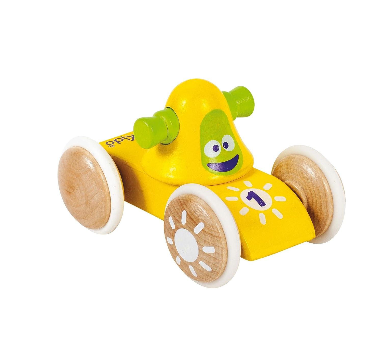 Unbekannt Boikido 80834101 - Weltraumfahrzeug Sunny aus Holz, 1 Stück 1 Stück