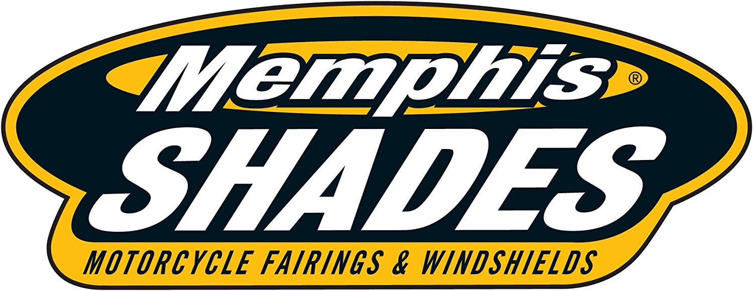 Drop Top Replacement Plastic For Road King Drop Top Flhr 17-20 Memphis Shades MDP63208 Ghost Windshield