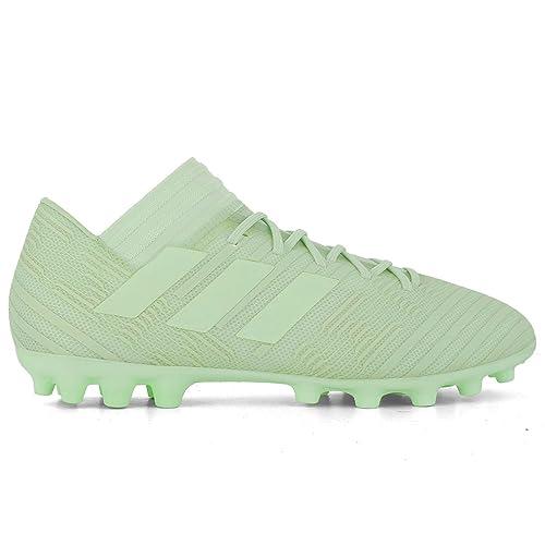 adidas Nemeziz 17.3 AG, Scarpe da Calcio Uomo, Bianco (Blanco Aerver/Vealre
