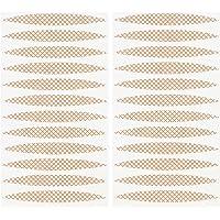 400 stuks dubbele ooglidstickers, onzichtbare dubbele ooglidband Vezel dubbele ooglidstrips Ooglidliftstrips Natuurlijke…