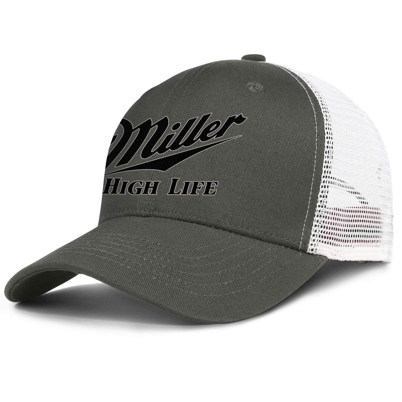 Baseball Cap Mens Womens Mesh Cap Unisex Cap Bud-Light-Texas