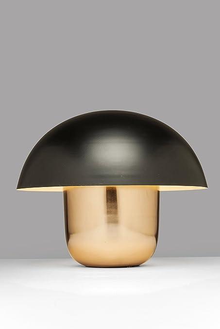 Kare Lampada Da Tavolo Mushroom Oro 44 X 50 X 50 Cm Amazon It Casa E Cucina