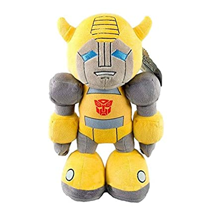 Amazon Com Bumblebee Autobot Plush Toy 16 Inch From