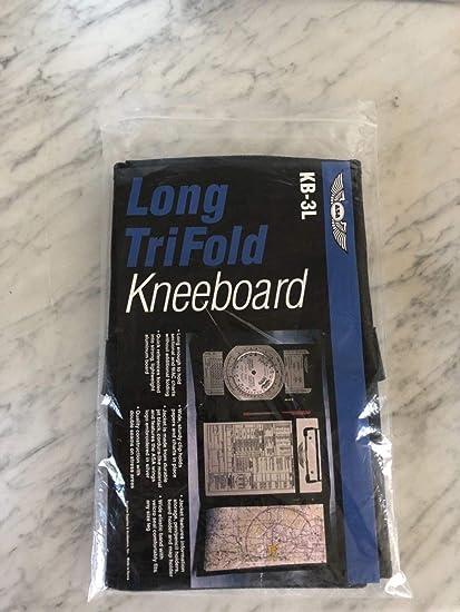 ASA Long Tri-Fold Pilot Kneeboard KB-3L ASA-KB-3L