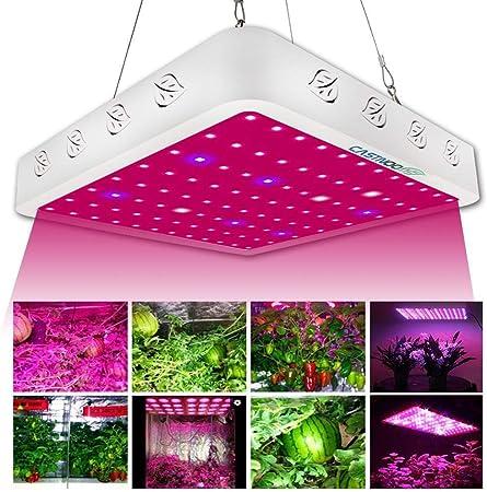 Full Spectrum 800W LED Grow Light Hydroponic Veg Medical Flower Plant Lamp IR