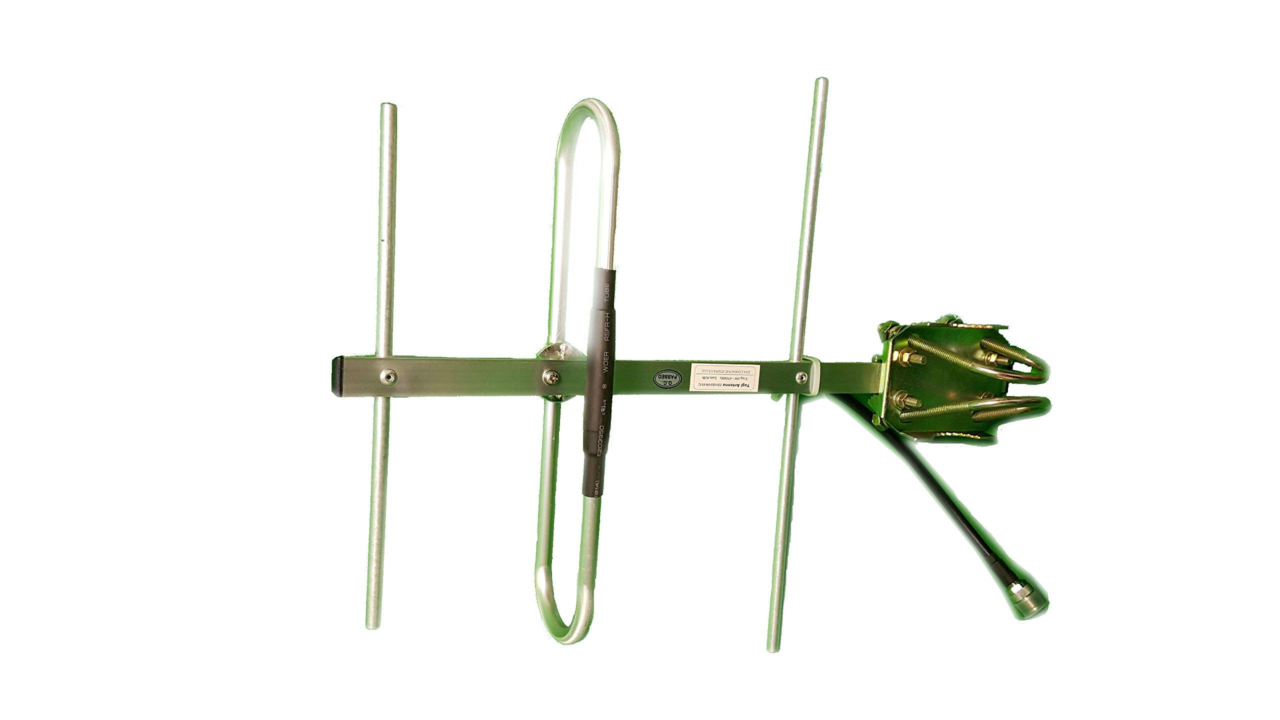 450-470 MHz, 8 dbi Yagi antenna
