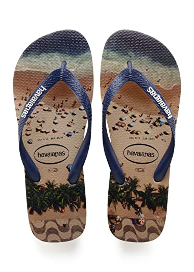 4a4129dfb164 Havaianas Printed Flip Flops Men Hype  Amazon.co.uk  Shoes   Bags
