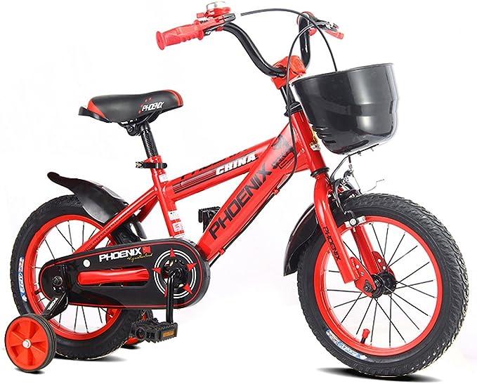 Fenfen Bicicleta para niños Bicicleta de acero con alto contenido ...