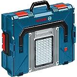 Bosch Professional Akku-Lampe GLI PortaLED 136, 60 LEDs, 150 min Betriebszeit mit einer Akkuladung, 1 Stück, 0601446100