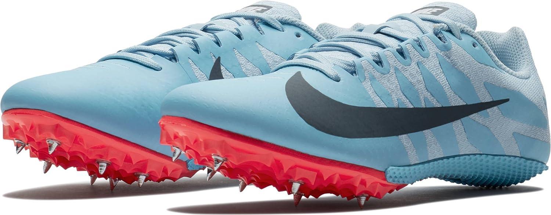 buy online f10bc cefa5 Nike Wmns Zoom Rival S 9, Scarpe Running Donna, Blu (Football Fox/Ice Blue  446), 38.5 EU: Amazon.it: Sport e tempo libero