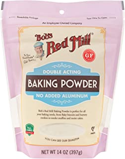 product image for Bob's Red Mill Resealable Gluten Free Baking Powder, 14 Oz (6 Pack)