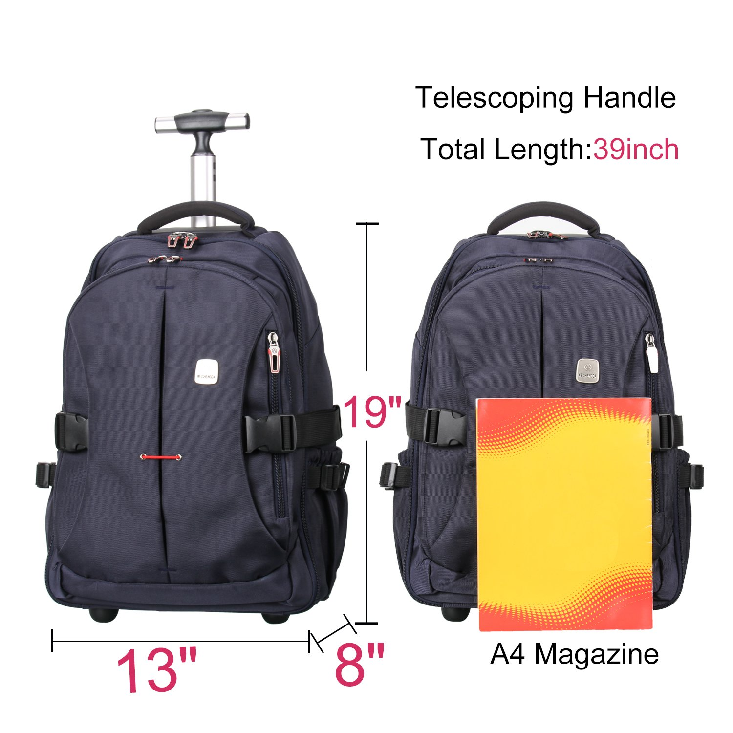 e8539c7f0b 19 Wheeled Backpack