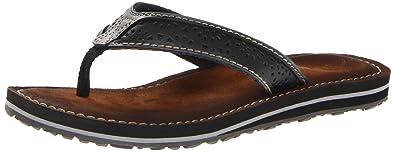 clarks womens flip flops