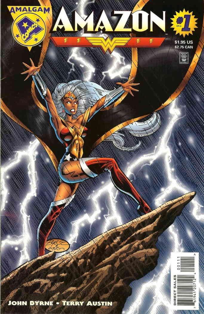 (Amalgam) #1 VF ; Amalgam comic book