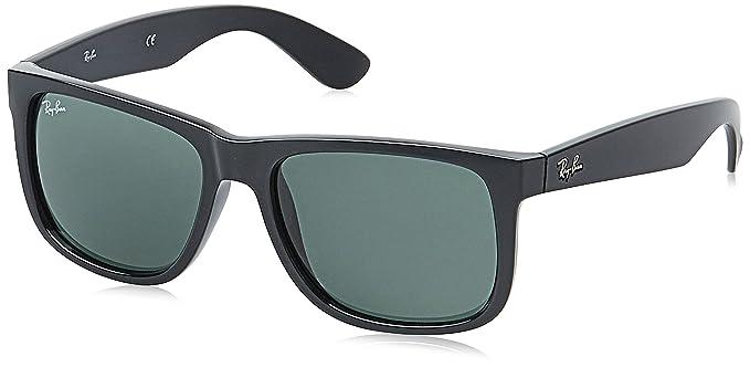 db9fd3b5aea Image Unavailable. Ray-Ban Men s Justin Rectangular Sunglasses