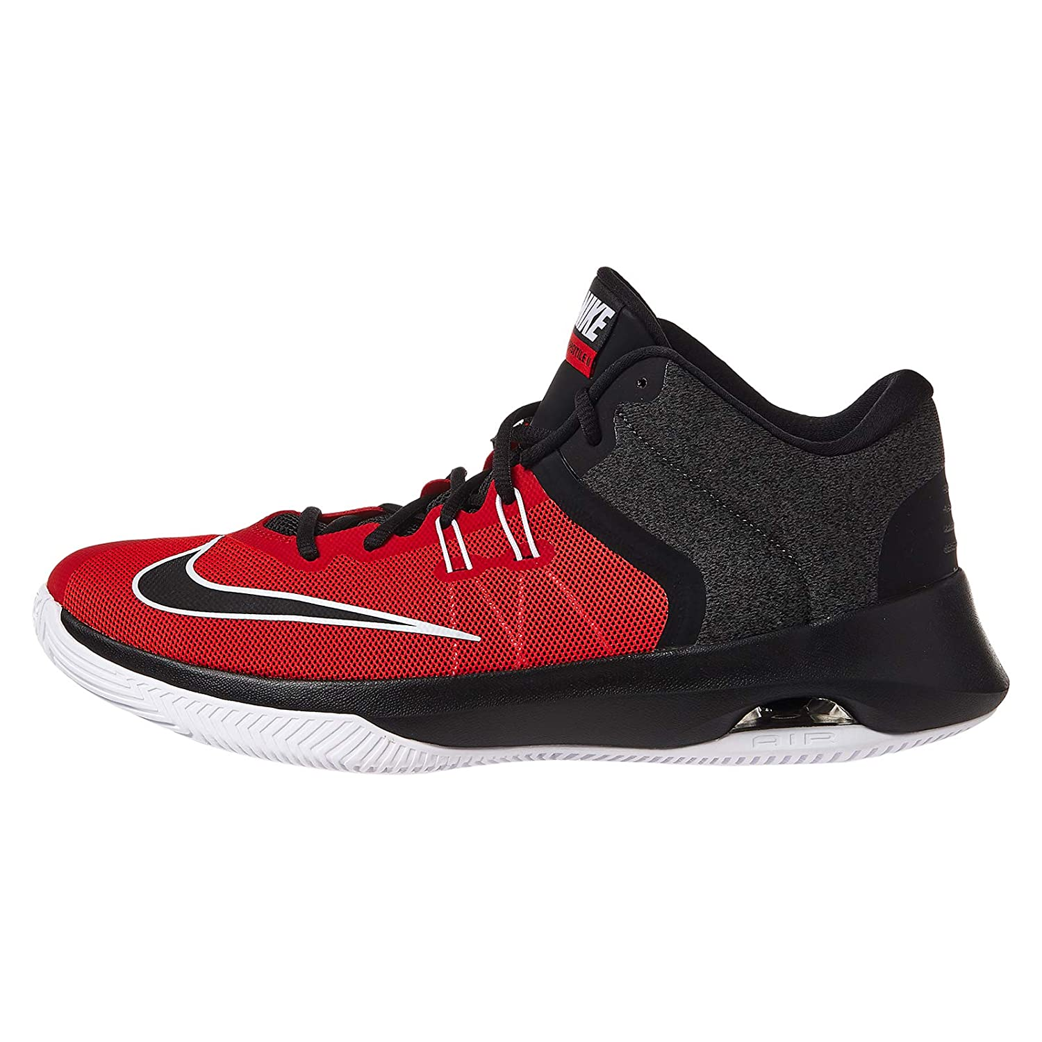 the latest 92b52 fd0ae Nike Men s Air Versitile Ii University Red Black-White Basketball Shoes-7  UK India(41 EU)(8 US) (921692-600)  Buy Online at Low Prices in India -  Amazon.in