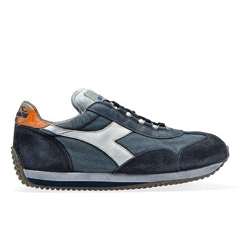 Diadora Heritage - Sneakers EQUIPE SW DIRTY EVO para hombre: Amazon.es: Zapatos y complementos