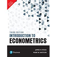 Introduction to Econometrics by Pearson