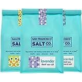 Amazon Price History for:Dead Sea Mineral Bath Salt Variety 3 Pack: Pure Dead Sea Salt, Lavender Dead Sea Salt and Eucalyptus Dead Sea Salt (1.75lb bag of each)
