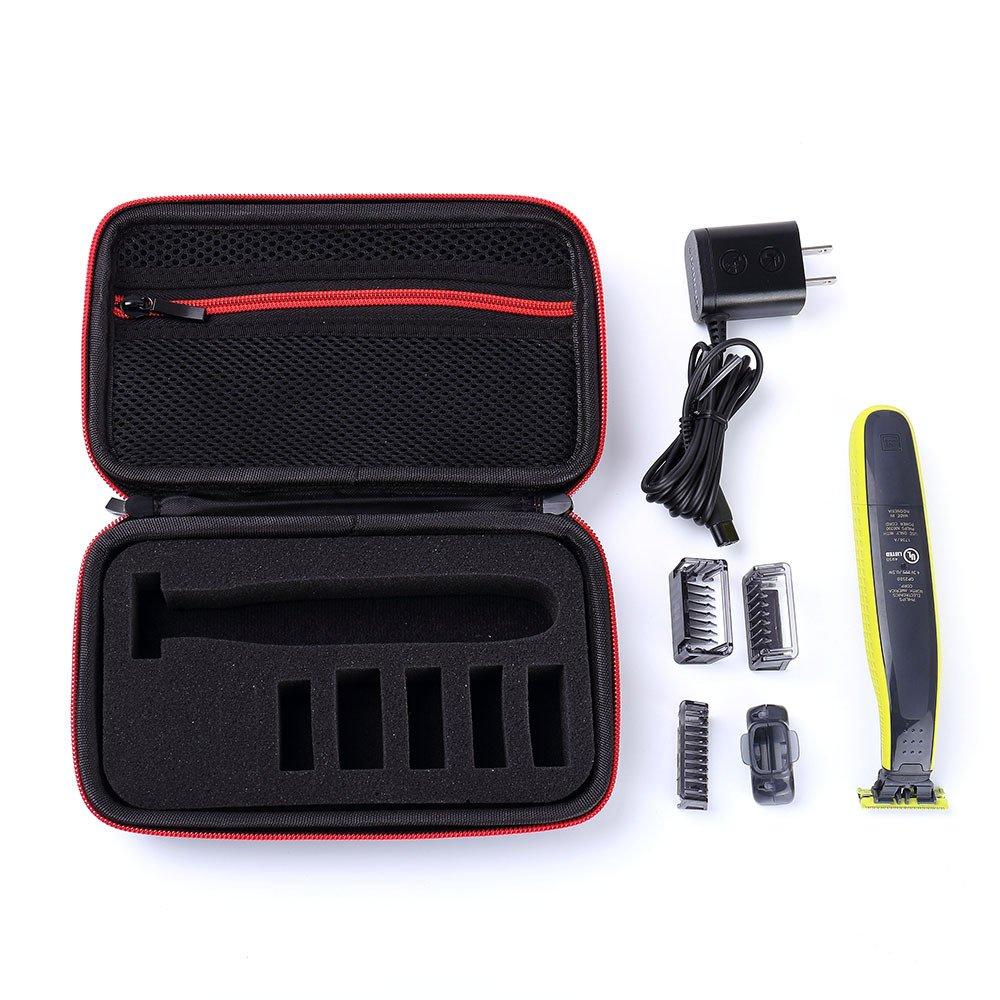 LuckyNV Fashion EVA Portable Storage Travel Case Bag for Philips OneBlade Trimmer Shaver Box