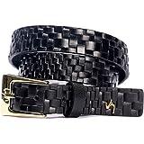 Velez Women Genuine Leather Casual Belt | Correa y Cinturones de Cuero de Mujer
