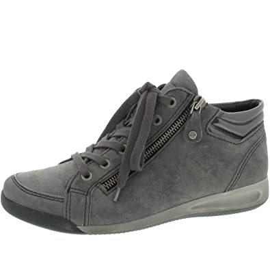 Ara StfFarbeGrau High Rom Ara Sneaker StfFarbeGrau Rom High Sneaker nXOk80NwP