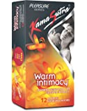 Kamasutra Warm Intimacy - 12 Condoms