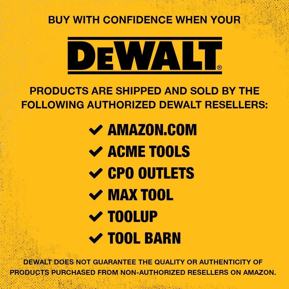 DEWALT DCB606-2 20V MAX 6.0Ah Lithium Ion Premium Battery, 2 Pack (Renewed)