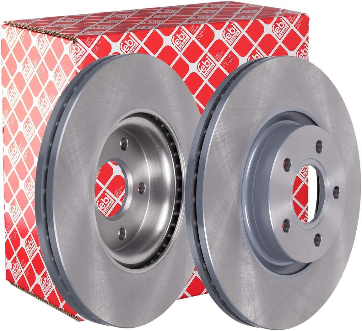 Febi-Bilstein 24566 Disque de frein