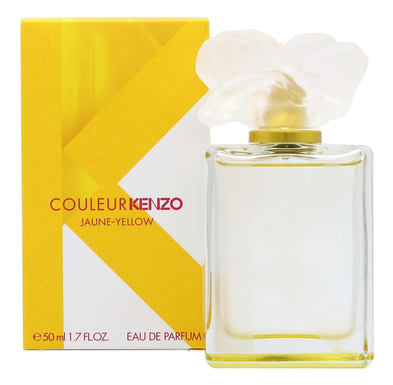 Amazon Com Kenzo Couleur Kenzo Jaune Yellow Eau De Parfum For