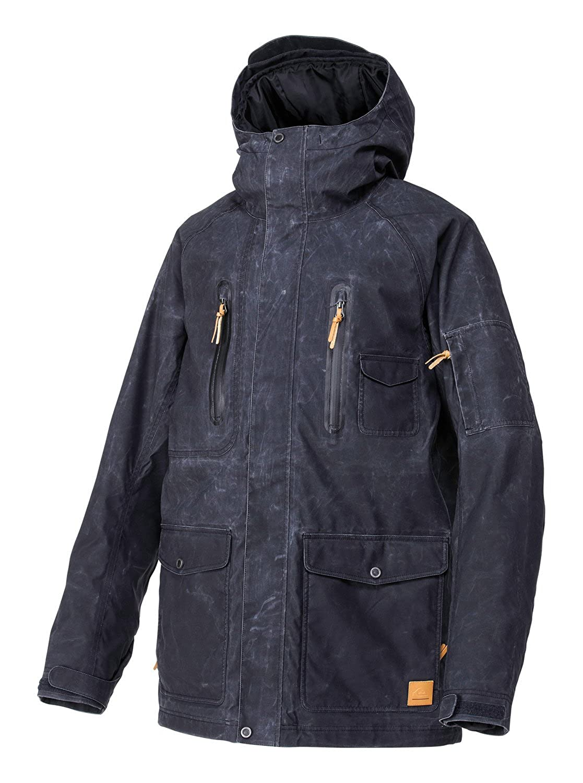 Quiksilver Nieve chaqueta hombres chaqueta Dreaming: Amazon.es: Deportes y aire libre