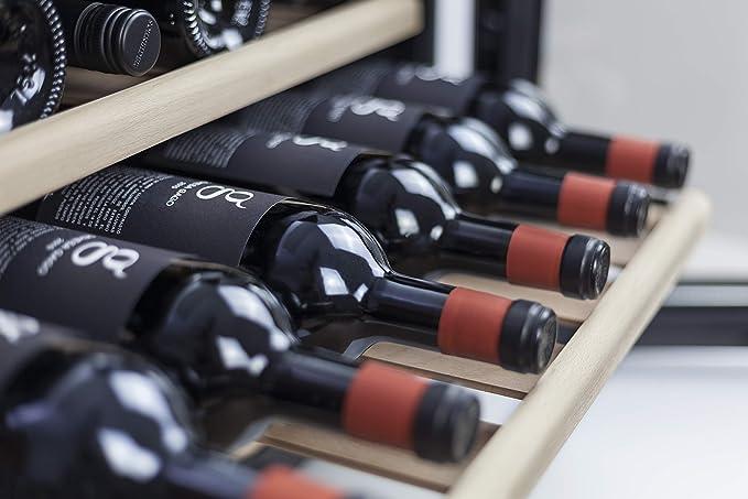 Caso WineSafe 18 EB Integrado 18botella(s) A - Enfriador de vino ...