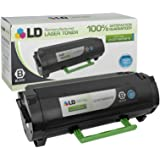 LD © Remanufactured Replacement for Dell M11XH (3319805) High Yield Black Laser Toner Cartridge for use in Dell B2360d, B2360dn, B3460dn, B3465dn, and B3465dnf Printers