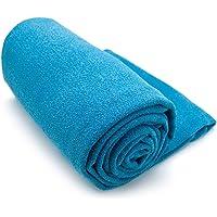 Non-Slip Yoga Caliente Toalla de Microfibra con Bolsa de Transporte con la Corona artículos Deportivos