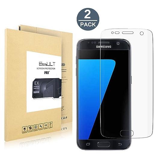68 opinioni per [2-Pack]Samsung Galaxy S7 Pellicola Protettiva,EasyULT 2 Pack da Bordo a Bordo
