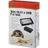Zilla 158987 Mini Heat UVB Reptile Fixture: Mini Heat UVB Fixture