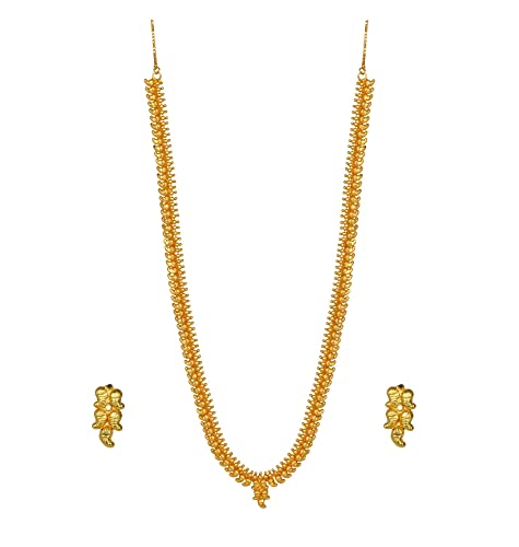 Buy Adoreva Gold Plated Alloy South Indian Traditional Fashion