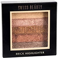 Swiss Beauty Brick Highlighter, 7g