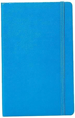 Moleskine DHB2112WN3Y17 - Agenda semanal 12 meses, L 13 x 21, color azul