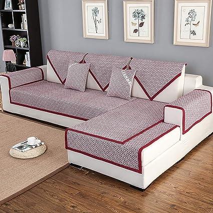 YLCJ Funda de sofá de 3 Asientos Bassetti Universal Sofá ...