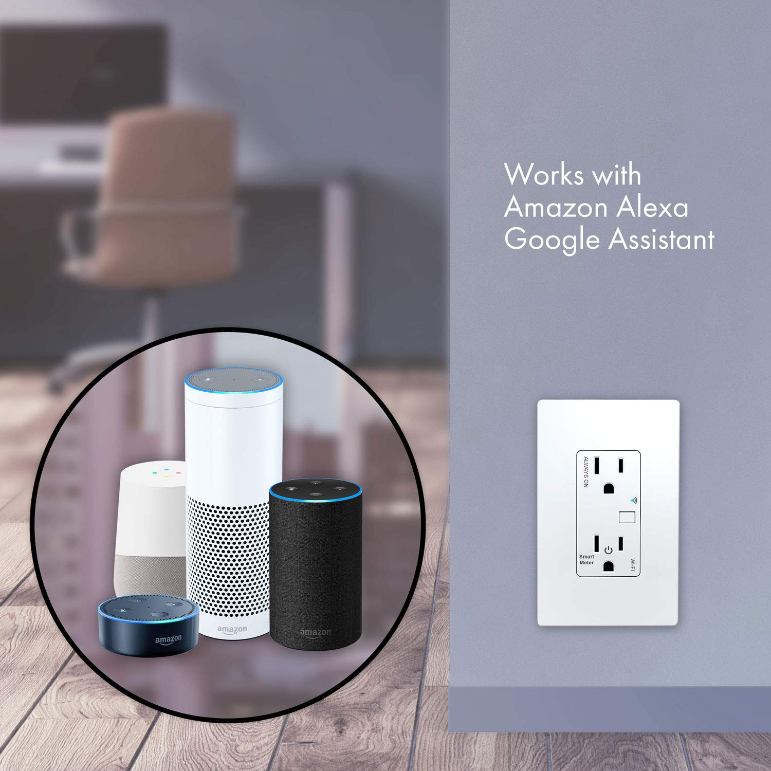 TU2153A HTC /& other Smartphones Samsung Galaxy S9//S8//S7 Compatible with iPhone XS//MAX//XR//X//8 LG White 6 Pack UL Listed TOPGREENER 3.1A USB Wall Outlet Charger 15A Tamper-Resistant Receptacles