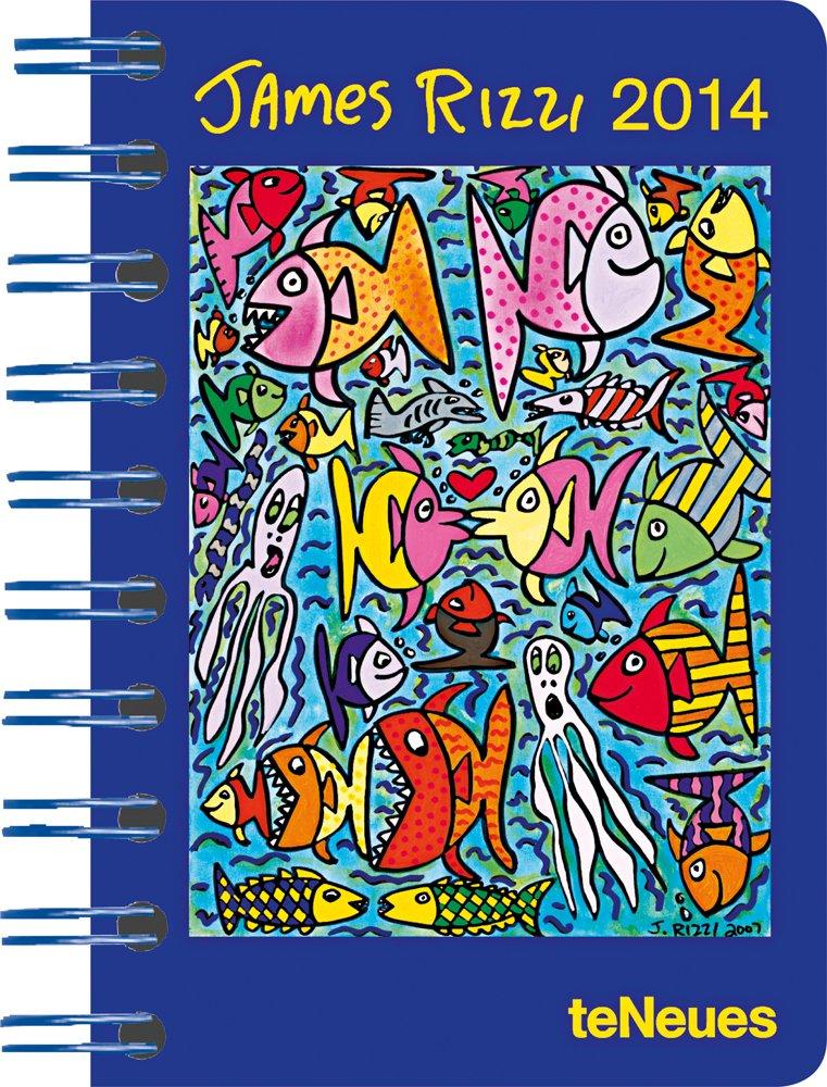 Rizzi 2014. Taschenkalender Deluxe