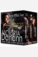 Knights of Black Swan Paranormal Romance Series, Books 7-9 Kindle Edition