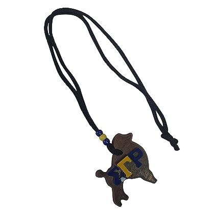 Amazon Sigma Gamma Rho W Med Wood Greek Symbol Medallion 16