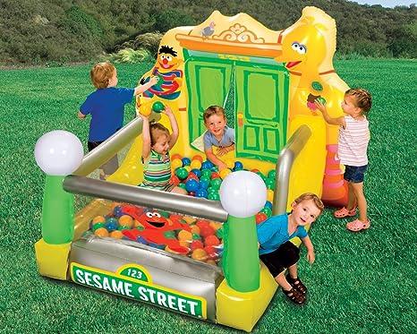 sc 1 st  Amazon.com & Amazon.com: Sesame Street Activity Ball Pit: Toys u0026 Games