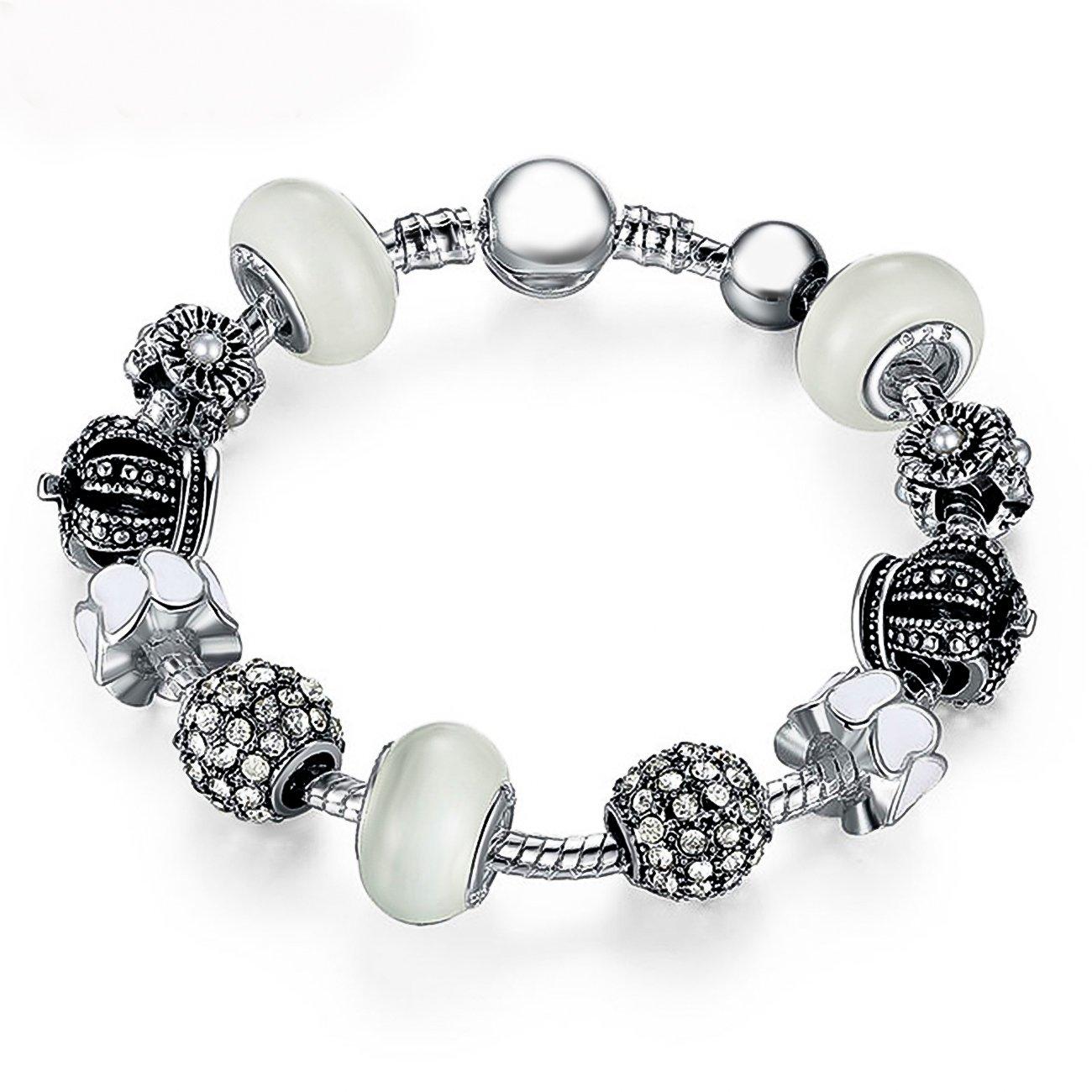 Damen Armband Fatimas Hand Hamsa Schmuck-Armband Glücksbringer Geschenk Autiga®
